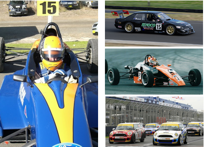 Grant Race Cars